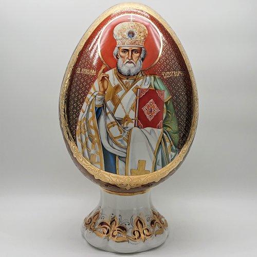 Иконопись на яйцах