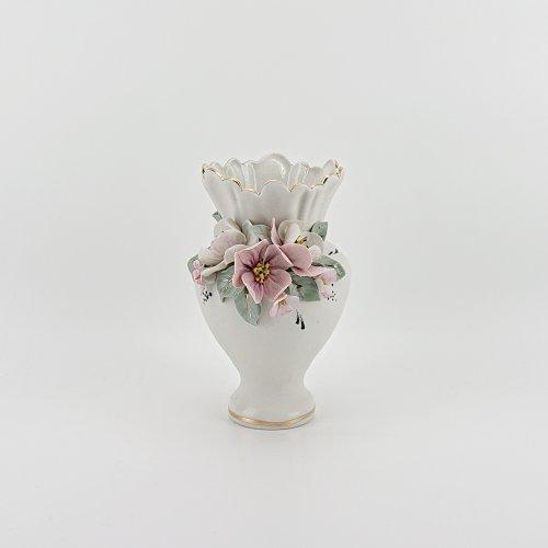 "Ваза ""Весна"" (мини)  Коллекция ""Яблоневый цвет"""