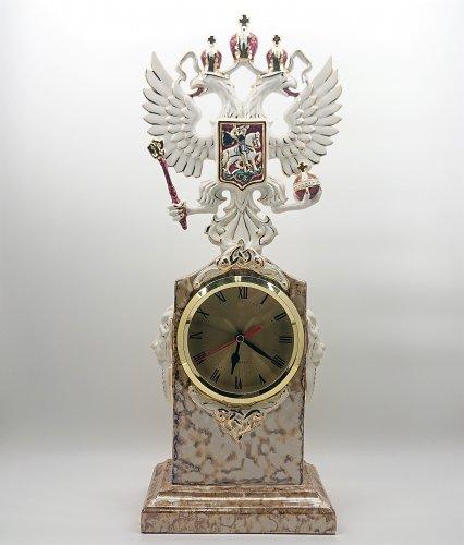 """Часы """"Герб"""" (большие)"""