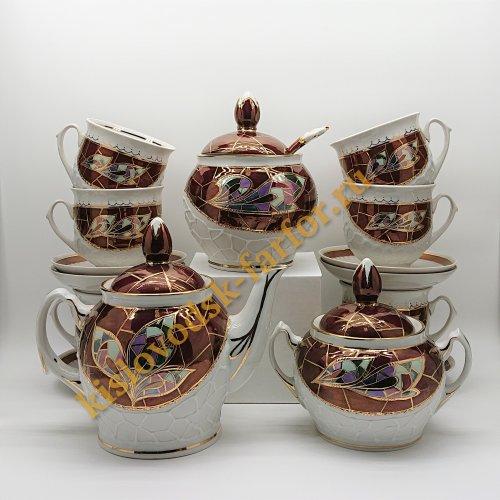 """Сервиз чайный """"Моя семья""""  Коллекция """"Ника мозаика"""""""