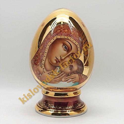 """Яйцо """"Корсунская божья матерь"""" среднее"""