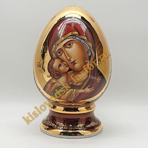 """Яйцо """"Владимирская богоматерь"""" среднее"""