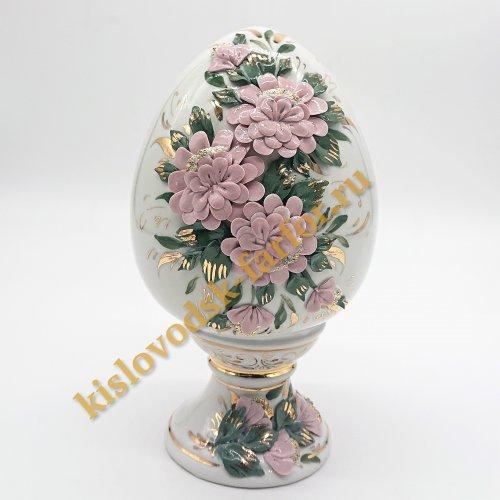 Яйцо большое лепка 2
