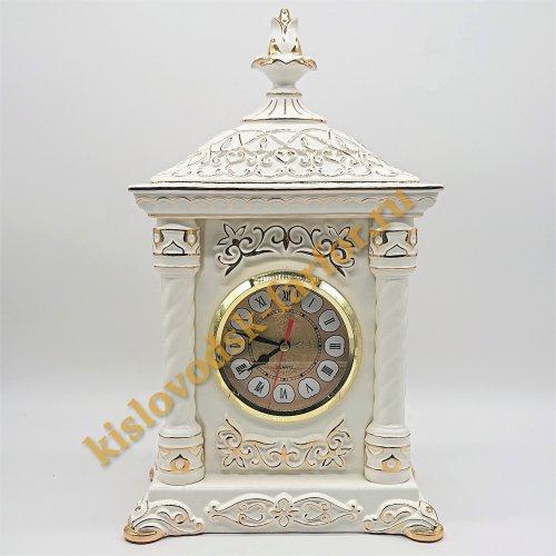 """Часы белые """"Восточные"""""""