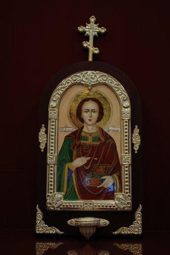 Икона Пантелеймона 67 см