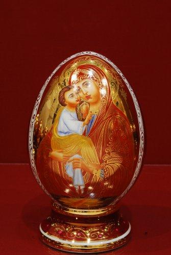 Почаевская Богоматерь 19 см