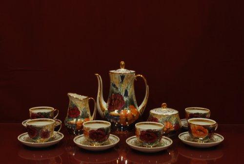 Сервиз кофейный Жасмин (коллекция Маки)