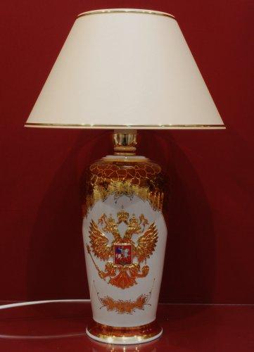 Светильник Изабелла (Герб РФ - лепнина)