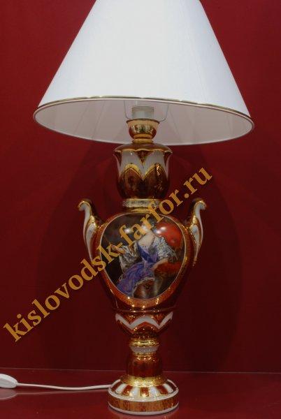 Светильник Классика h720 (Екатерина) масло
